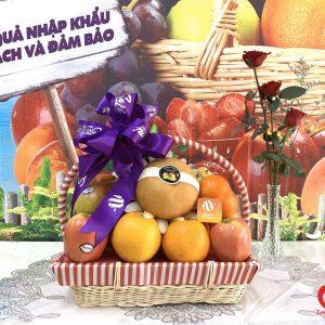 Giỏ quà hoa quả
