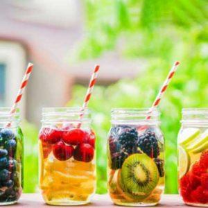 Nước Detox trái cây