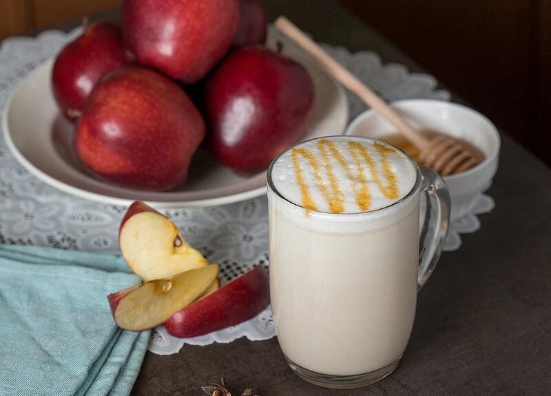 các món từ táo