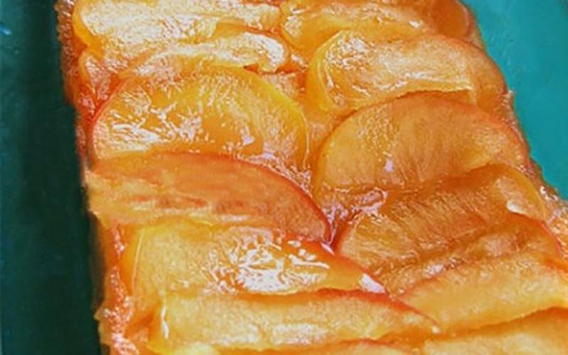 món tráng miệng từ táo