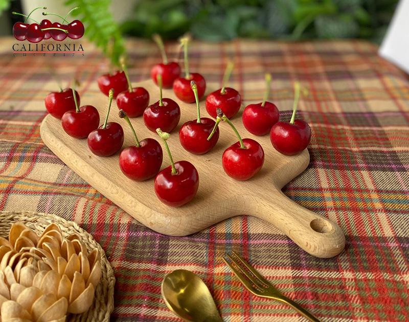 mua quả cherry ở đâu hà nội